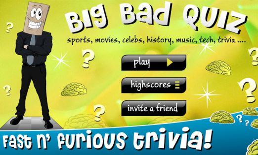 Trivia Quiz Game