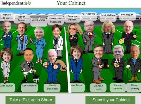 fantasy government game