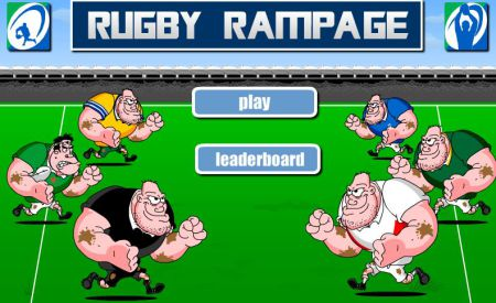 rugby games